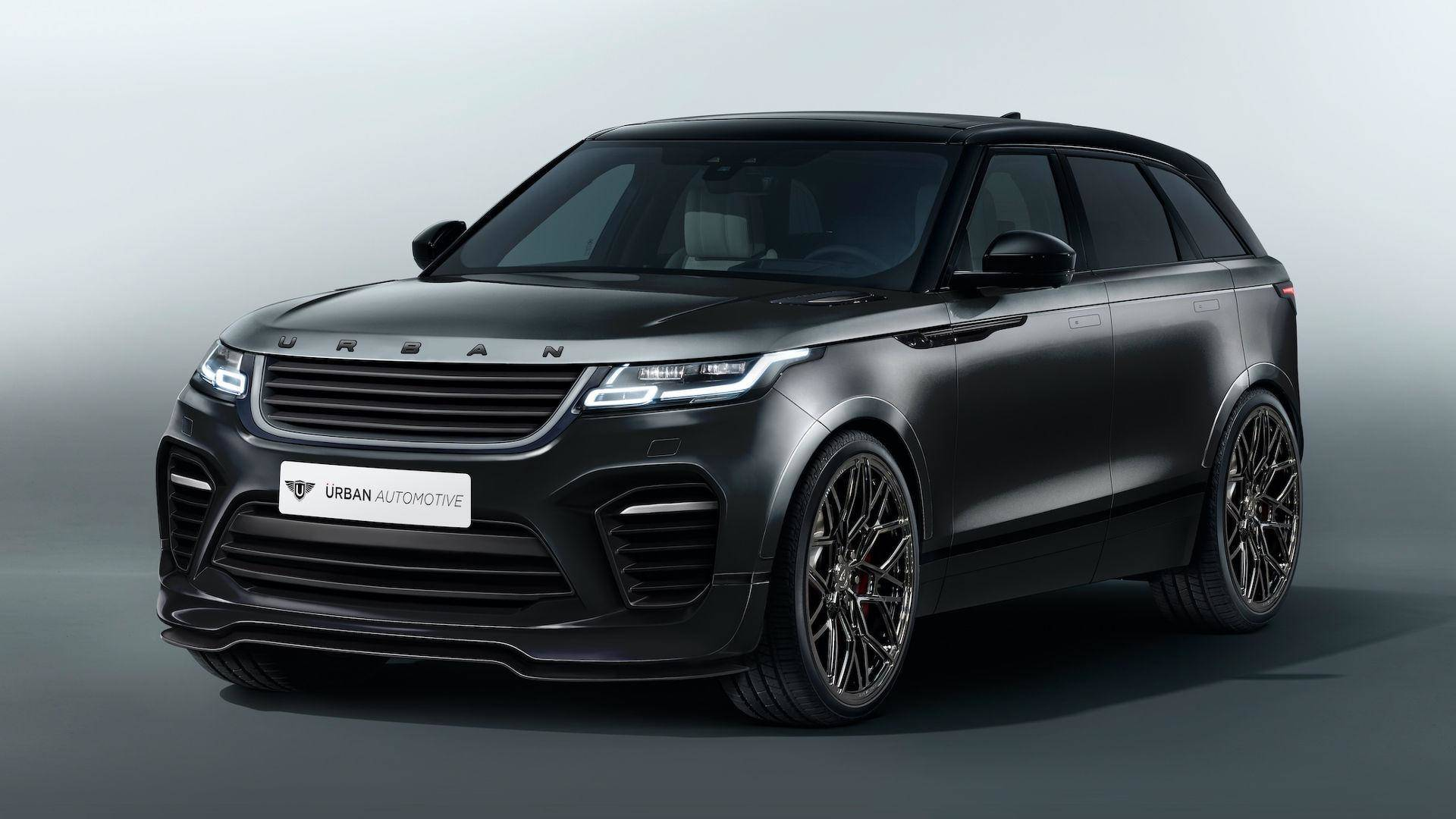 range rover velar noleggio lungo termine. Black Bedroom Furniture Sets. Home Design Ideas